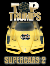 Top Trumps Supercars 2