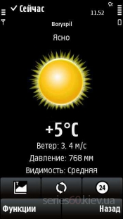 Handy Weather - 7.03(18)
