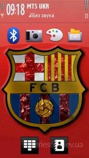 barca red