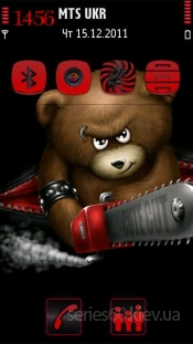 devil teddy by soumya