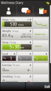 Wellness Diary 2.0 S3