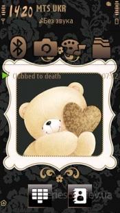 cute teddy by imsagi