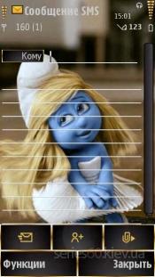 smurfee by nadia24