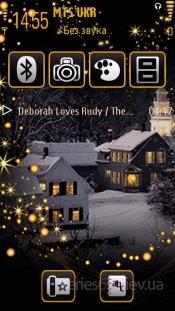 Christmas night by galina53