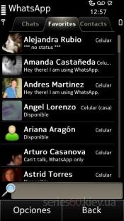 WhatsApp Messenger 2.6.56