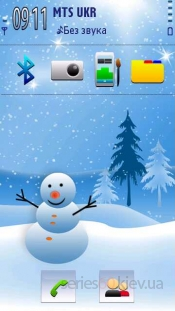 Snowman by Primavera77