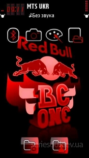 Red Bull by Daniel