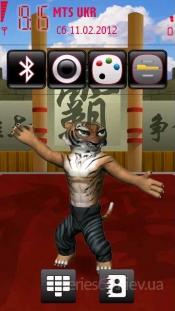 Gongfu Tiger