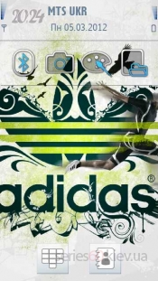 adidas colour full