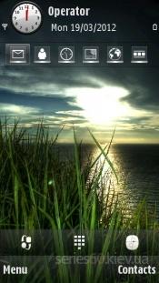 Gruss Sunset