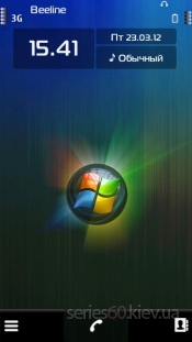 Windows XP by yans