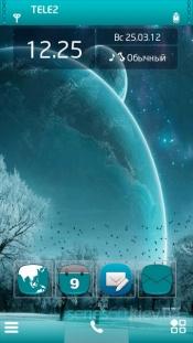 Frozen planet by Superstar