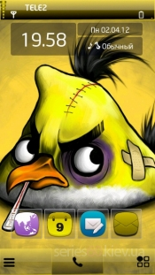 Angry birds by Vinoth
