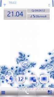 Blue and White Porcelain by MMMOOO