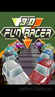 3D Веселый гонщик (3D Fun Racer)