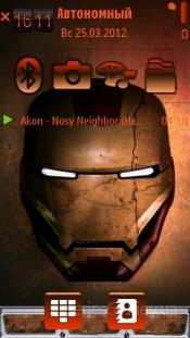 Iron man by Imsagi