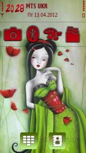Pretty lady by Imsagi