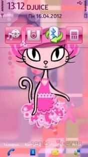 Pink theme by Galina53