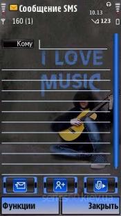 I love music by Galina53