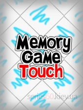 Игра для тренировки памяти (Memory Game Touch)