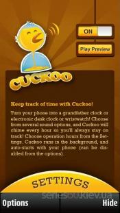 Cuckoo v2.00