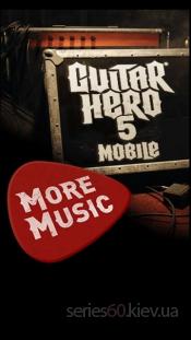 Guitar Hero 5 Mobile: More Music