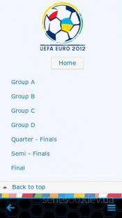 Aplimedia Euro 2012 Guide v.1.0.3