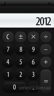 Pocket Calculator Touch 1.0