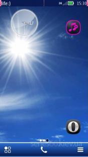 Sunny Sky by 2mad by ELyrae