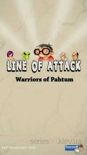 Line of Attack: Warriors of Pahtum 1.0