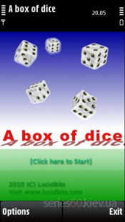 A Box of Dice 1.01