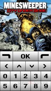 Minesweeper City Under Seize