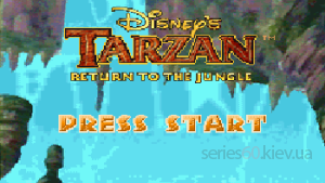 Tarzan Return to the Jungle