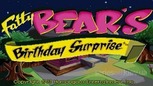 Fatty Bear's: Birthday Surprise