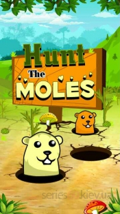 Hunt The Moles