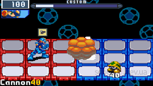 Megaman: Battle network 5. Team Protoman