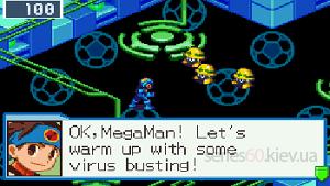 Megaman: Battle network 5. Team Protoman