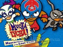 Mucha Lucha: Mascaritas of the lost code