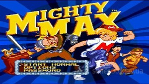 Adventures of mighty Max