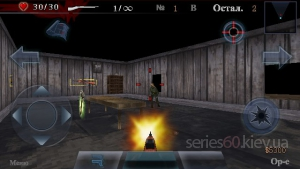 Killing Machine Nazi Zombies 3D