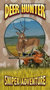 Deer Hunter: Sniper Adventure
