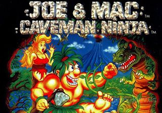 Joe & Mac: Caveman ninja